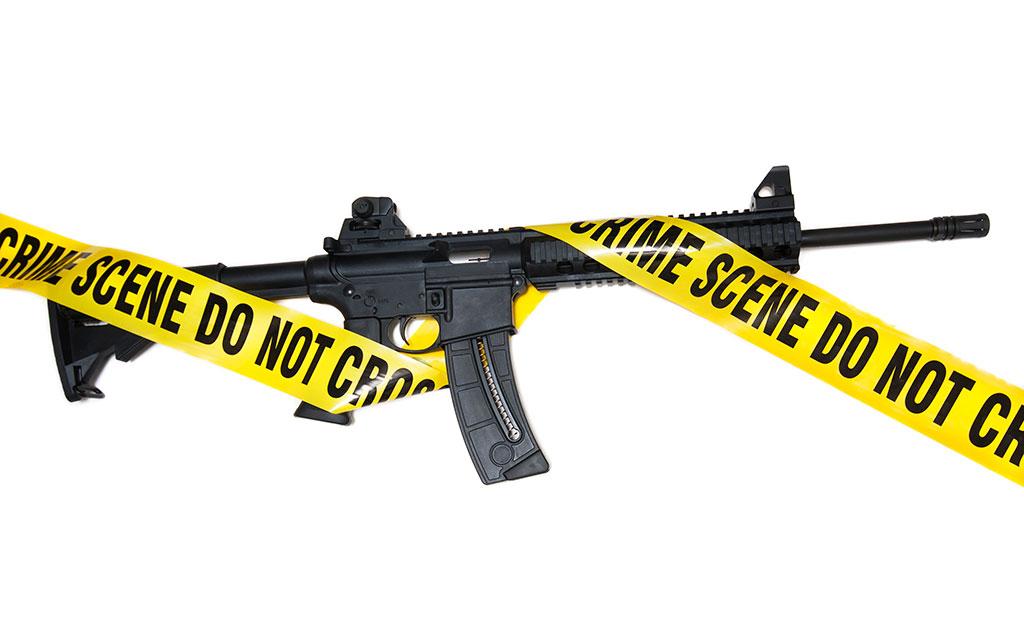 Owning gun violence