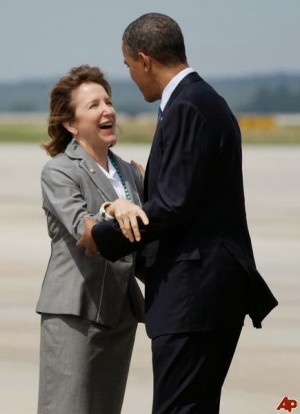 Hagan = Obama, Can't Win with Typical Campaign