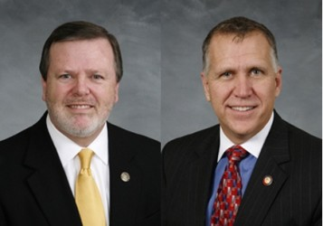 Tillis and Berger: A tale of two leaders