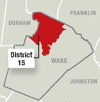 SD-15: Democrats Target Northern Wake
