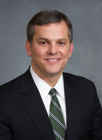 The Democratic nominee, State Senator Josh Stein