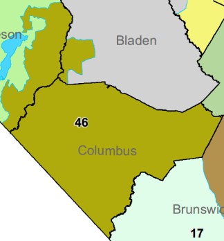 Blue Dogs Control Outcome in HD-46