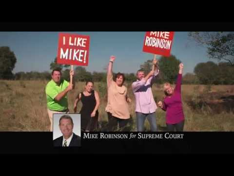 """""""I Like Mike"""" Robinson Falls Short in Recount"""