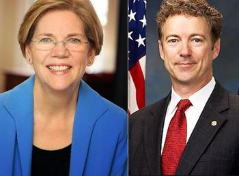 Fantasy politics: Paul vs. Warren
