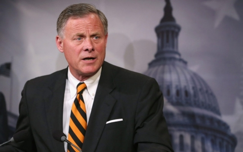 Senator Burr is putting country before party