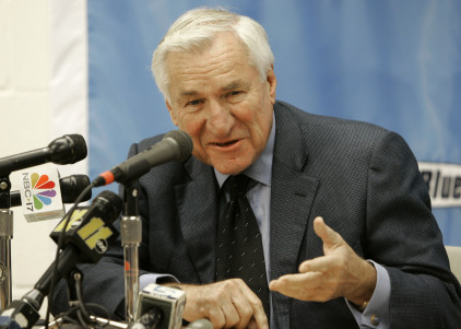 The Dean Smith-Jesse Helms Race That Never Was