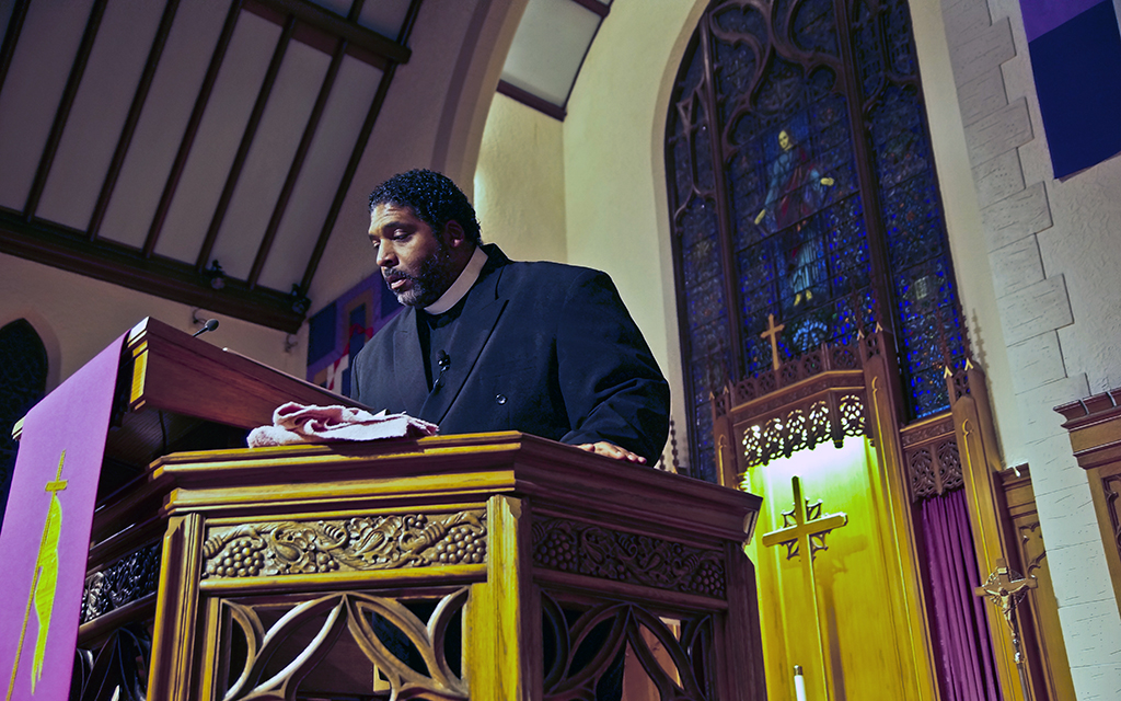 The difference between Moral Mondays and the Democratic Party? William Barber