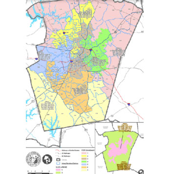 Wake Redistricting Goes Off Without a Hitch