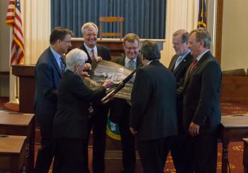 North Carolina's own bailout