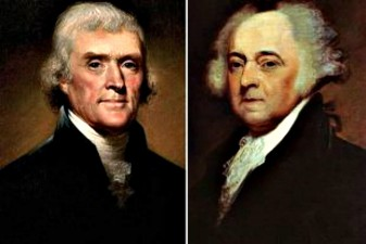 Adams, Jefferson, and the Fourth of July