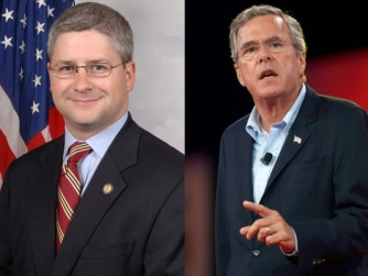 McHenry for Jeb! The Endorsement Game