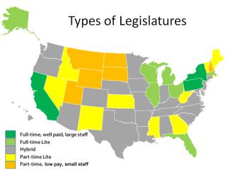Legislators: Take This Job and Shove It