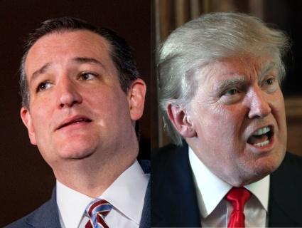 Cruz vs. Trump