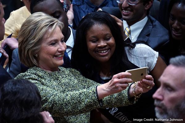 Clinton's North Carolina Ground Game Comes into Focus