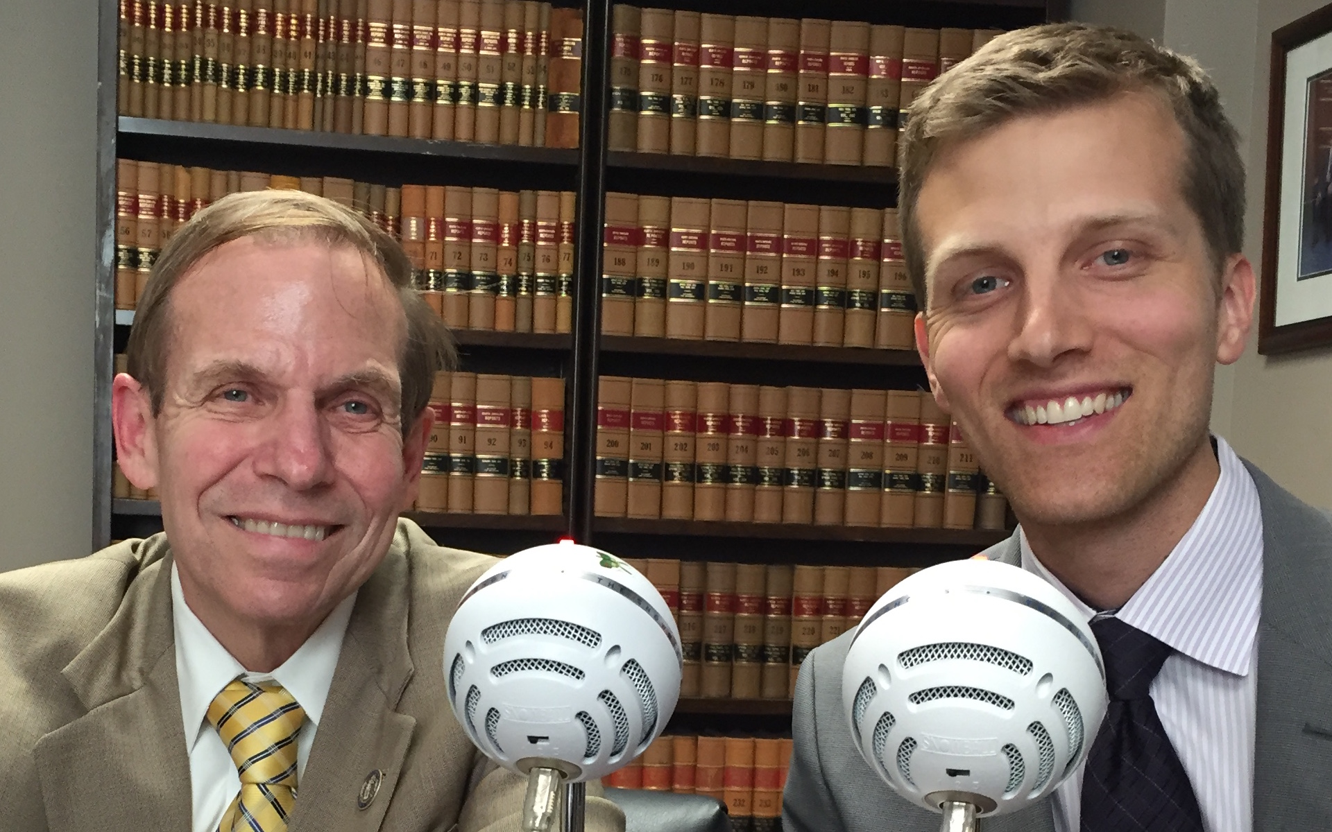 PODCAST | Justice Is Nonpartisan. Justice Bob Edmunds Says He Is, Too.