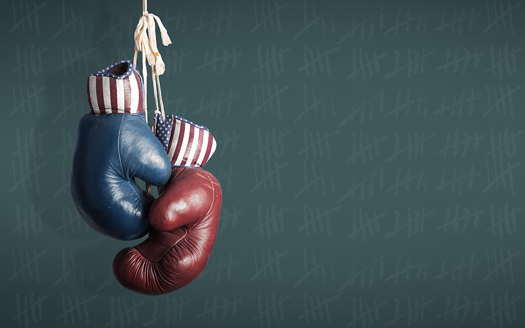 Maybe Democrats should fight like Republicans