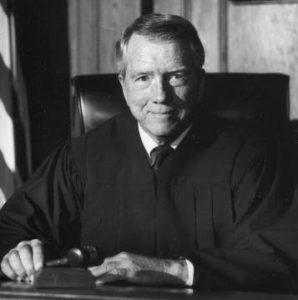 That time a judge drew legislative districts