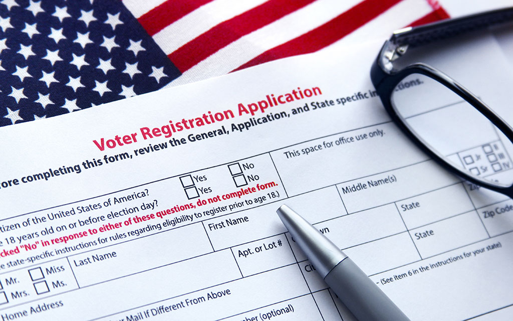 Exploring Trends in Voter Registration