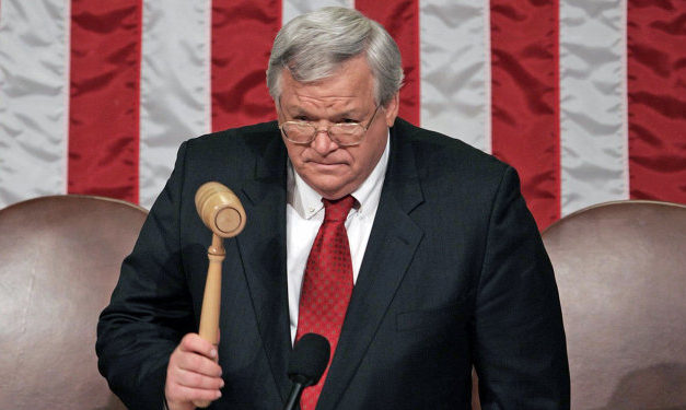 The Hastert Rule and HB2