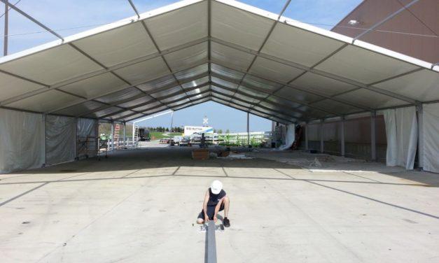 Build a bigger tent