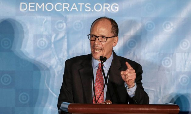 Congratulations, Tom Perez. Now, think local.