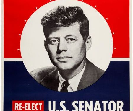 JFK was a Massachusetts liberal. Deal with it.