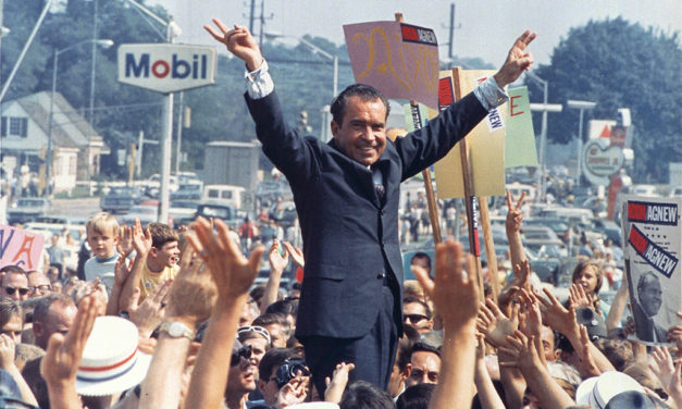 Fifty years of Nixon's Southern Strategy in North Carolina and the Deep South