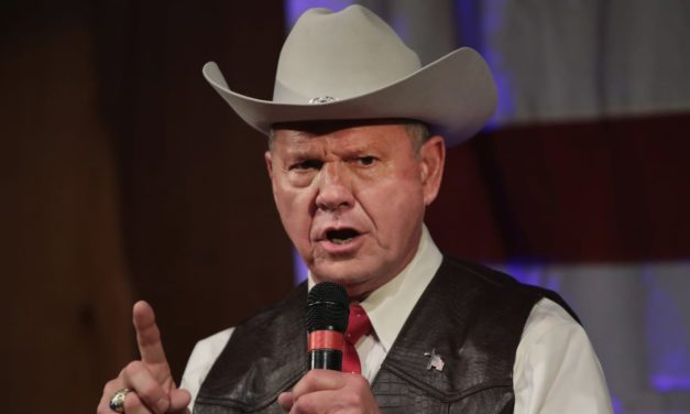 Yes, Roy Moore's a racist