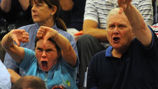 North Carolina's surly electorate