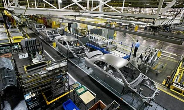 Questioning the conventional wisdom on auto plants