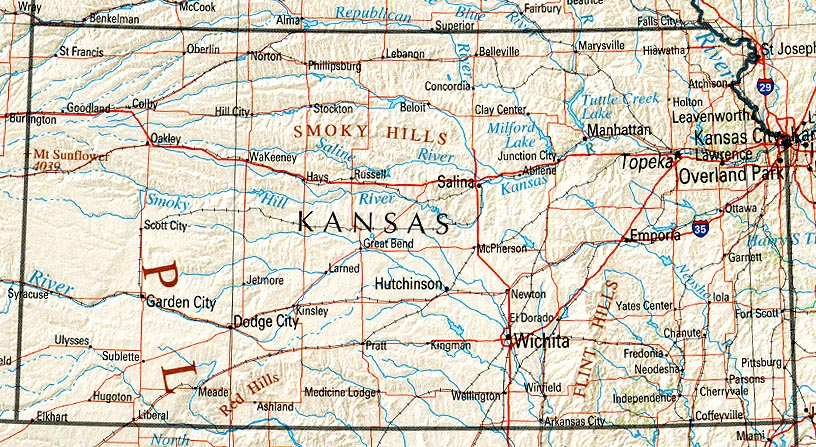 Kansas-lite