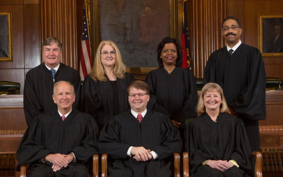 A Guide to NC Supreme Court Elections